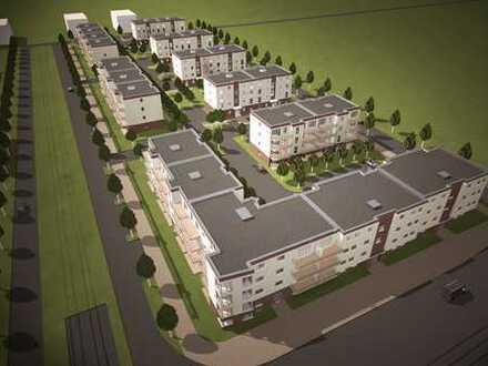 2- Raum Eigentumswohnung - Erstbezug - Bornstedt