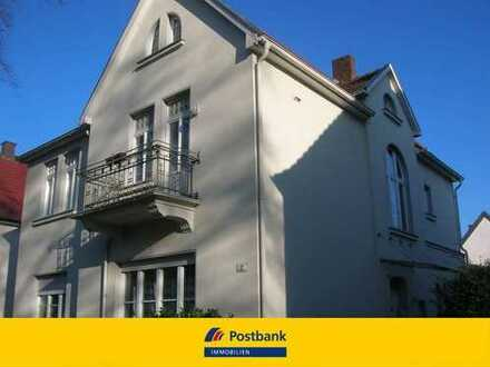 Jugendstilvilla mit 3 Wohnungen in Rheine-Wietesch !