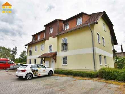Sehr helle schöne 2-Raum-Wohnung in gepflegter Wohnanlage in Oberlungwitz