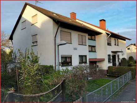 +++2 Wohnungen im EG & OG mit Terrasse und Balkon-vermietet-ERBPACHT+++