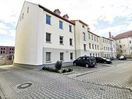 bezugsfreie Eigentumswohnung nahe City-Parkhaus