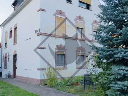 *Teilvermietetes Mehrfamilienhaus mit Baugrundstück in Zell am Main!*