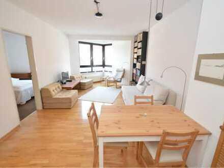 2-Zimmer-Wohnung in TOP-Lage mit Tiefgaragenstellplatz