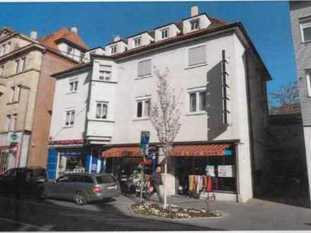 Gepflegte 3-Zimmer-Wohnung mit EBK in Stuttgart