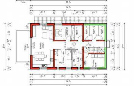 Freundliche 3-Zimmer-Wohnung in Niefern-Öschelbronn