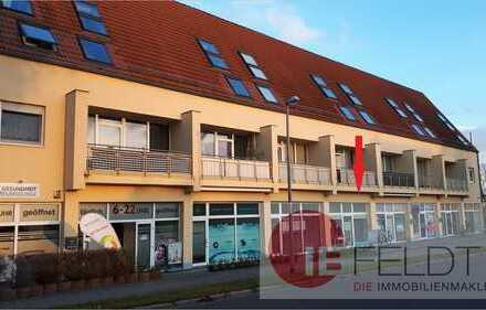 Baumblütenstadt Werder: Ladenlokal sucht neuen Mieter