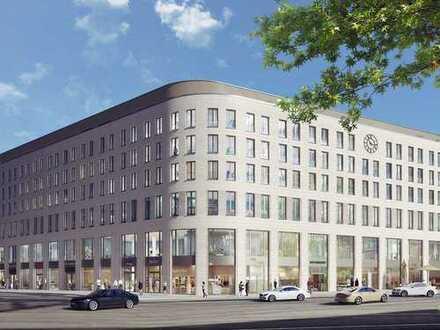 Ein einzigartiges Wohngefühl direkt in der Altstadt - Helle 2-Zimmer-Wohnung mit herrlicher Terrasse