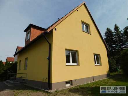 - top saniert- Freistehendes Einfamilienhaus im Herzen von Wittenberge
