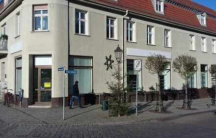 Ebenerdiger Gewerberaum in Zehdenick, zentraler gehts nicht!
