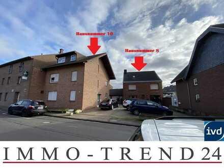 Bieterverfahren! 2 Häuser!!! 5 Wohneinheiten mit 2 Garagen und 3 Stellplätzen