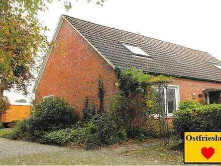 Doppelhaushälfte in ruhiger Lage Ostfrieslands!