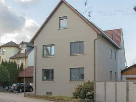 Haus im Haus mit fünf Zimmern und Garten in Kirrweiler (Pfalz)