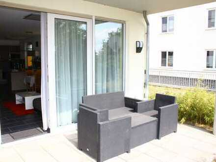 Bild_Moderne 3-Zimmer-Wohnung mit Terrasse und kleinem Garten in Tangermünde
