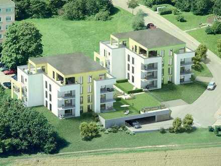 Helle 2-Zimmer-Wohnung in ruhiger Lage mit Blick auf die Donauauen