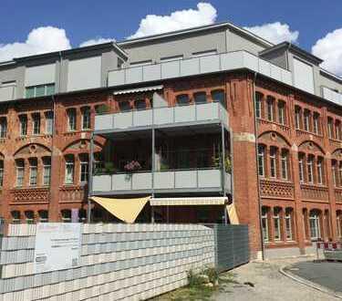 Tolle Wohnung mit großen Balkon