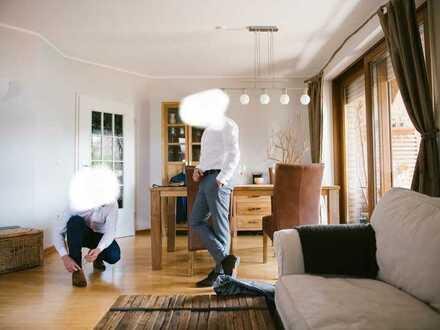 GÜNSTIGE Traumwohnung zentral in Nordborchen! Helle großzügige Räume in gepflegtem 2-Familienhaus