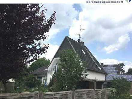 Wohnhaus mit pflegeleichtem Garten in ruhiger Randlage