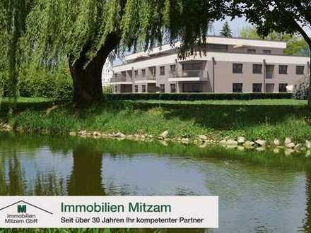 Wohncarré SULZPARK 2.0: Neubau 2-Zimmer-Penthouse-Wohnung in Traumlage v. Beilngries /provisionsfrei
