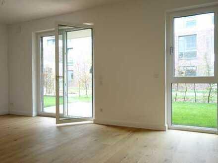 Moderne Erdgeschosswohnung in Bergedorf - 2 Zimmer - Barrierefrei
