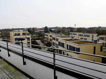 Traumhafte 3 Zimmer Penthouse Wohnung in Othmarschen