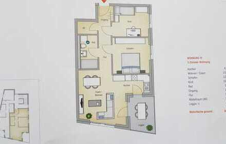 Erstbezug: exklusive 3-Zimmer-Wohnung mit EBK und Balkon in Eislingen/Fils