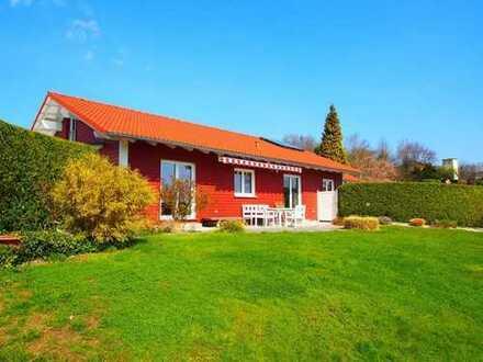 Landhaus in Waging am See - Tettenhausen - mit Blick auf den Waginger See und die Salzburger Berge