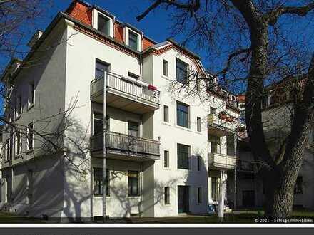 +++DRESDEN-TRACHENBERGE+++ Kleine 3-Zimmer-Wohnung mit Balkon im sanierten Altbau!