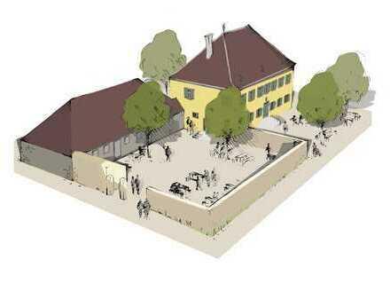 Jagdhaus 'Alte Fasanie' am Wildtierpark Klein-Auheim