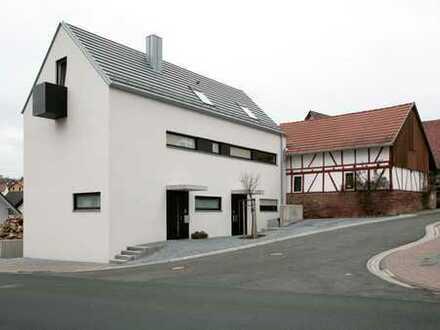 Modernes Wohnhaus, Schöllkrippen