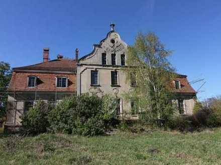 Barockes Schlösschen im Havelland