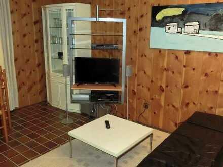Möbliertes Apartment Souterrain (inkl. Strom, WLAN)