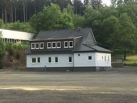 Wohnen und Arbeiten unter einem Dach in schöner Waldlage von Wilnsdorf-Wilden