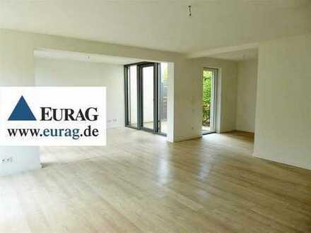 Großzügige, Rollstuhl-geeignete 2-Zi-Whg, ca. 89 m² (EG), Terrasse