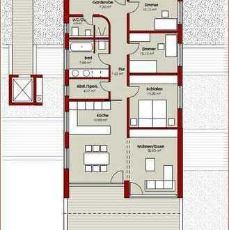 C11 | 4,5 Zimmer | 120,17 m²