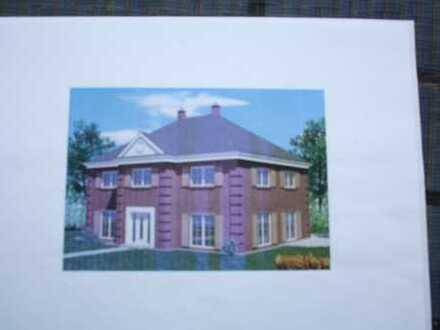 Großes Herrenhaus in zweiter Reihe Neubau Änderungen noch möglich! Ohne Käuferprovsion !