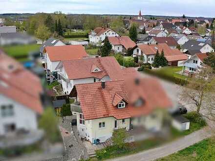 Schöne und moderne Doppelhaushälfte in Vöhringen