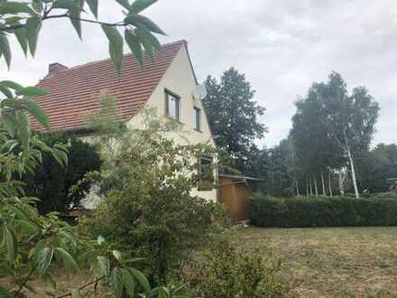 Attraktives freistehendes EFH mit Garten, Kamin und Einbauküche in Burg (Spreewald) zu vermieten