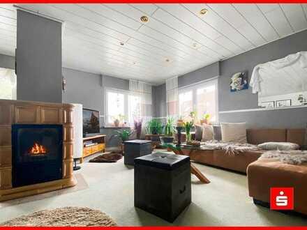 Viel Platz zum Wohlfühlen für Ihre Familie! 5- Zimmer Maisonette-Wohnung in Zellingen