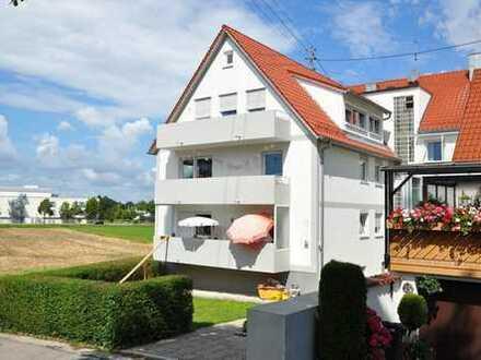 sonnige 2-Zimmer-Wohnung, beste Lage in Friedberg