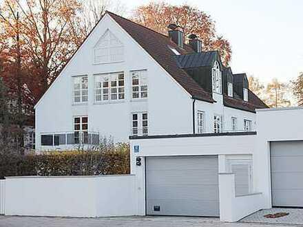 Luxus-Maisonette - Wohnung in Harlaching am Isarhochufer