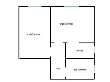 Exklusive 2-Zimmer-EG-Wohnung in Augsburg