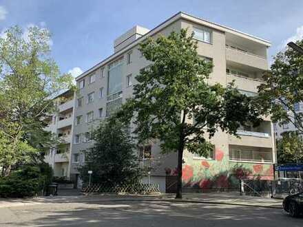 Schöne Einraumwohnung mitten in Berlin