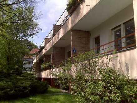 ++Spanische Allee++Schöne Wohnung mit großem Balkon und Grünblick++