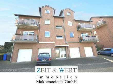 Groß Vernich! Helle und freundliche 3-4 Zimmer Wohnung mit Balkon und inkl. großer Garage! (OK 3755)