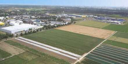 """""""BAUMÜLLER & CO."""" ca. 10.000 m² Grundstück - direkte Anbindung an die A8 -"""