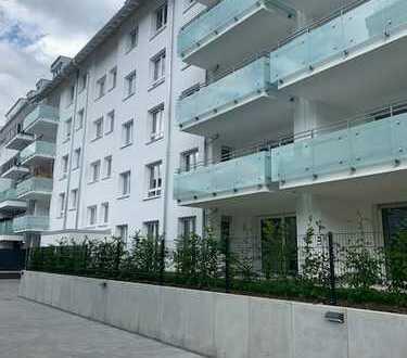 Erstbezug! Besichtigen-Kaufen-Einzug! 4 Zimmerwohnung im Erdgeschoss (B1)