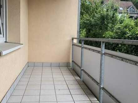 Gemütliche 1-Zimmer-Wohnung (Erdgeschoss) mit Balkon, zentrumsnah in Baden-Baden