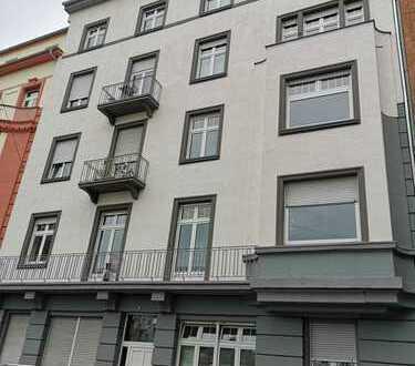 Erstbezug nach Sanierung- Souterrain-Wohnung - unmittelbar zum Friedrichsplatz