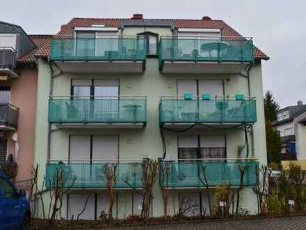 2- Zimmerwohnung mit Südbalkon in Hallstadt zu verkaufen