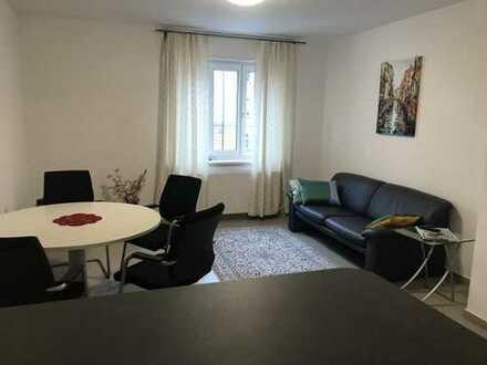 Erstbezug nach Sanierung: stilvolle komplett möblierte 2 Zimmer-Wohnung mit EBK in Stuttgart